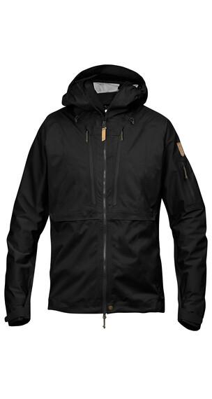 Fjällräven Keb Eco-Shell Jacket Men Black